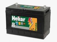Bateria Heliar 100Ah - Original de Montadora