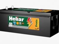Bateria Heliar 180Ah - Original de Montadora