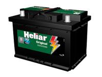 Bateria Heliar 70Ah - HG70ND - Original de Montadora