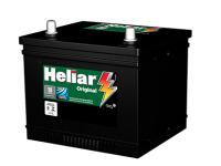 Bateria Heliar Original 50Ah - HG50JD - Original de Montadora