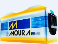 Bateria Moura 100Ah - Original de Montadora