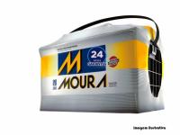 Bateria Moura 50Ah - M50JD - Original de Montadora