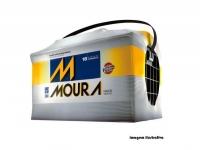 Bateria Moura 80Ah - M80RD - Original de Montadora