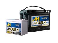 Baterias Estacionárias Moura Clean - Todos os Modelos