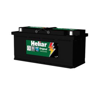 Bateria Heliar Original 95Ah - HG95MD - Original de Montadora