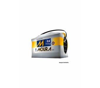 Bateria Moura 78Ah - M78LE - Original de Montadora