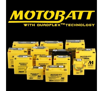 Baterias Motobatt para Motos - Todos os modelos